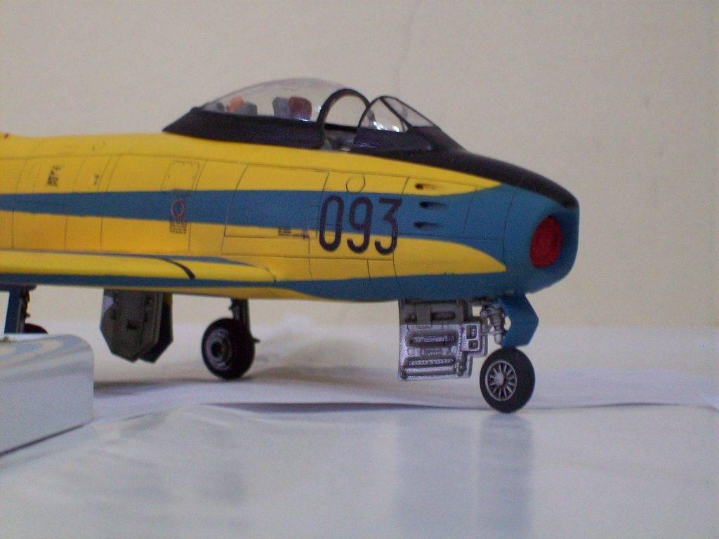 F-86E, Monogram 1/48